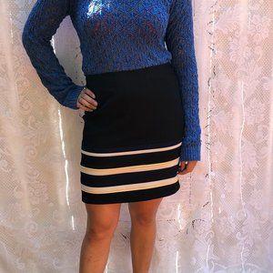 White House Black Market Skirt NWT